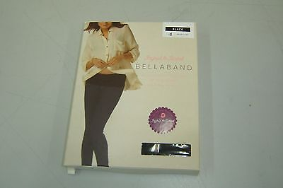 BellaBand Women's New Everyday Ingrid & Isabel Black size 4 with silicon strip
