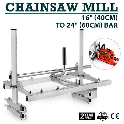 """Chainsaw Mill suits up to a 24"""" (60cm) bar."""