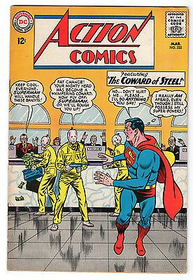 Action #322 March 1965 (5.0)