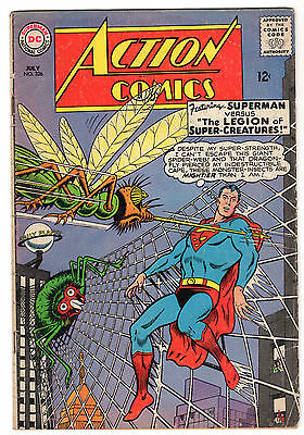 Action #326 July 1965 (4.5)
