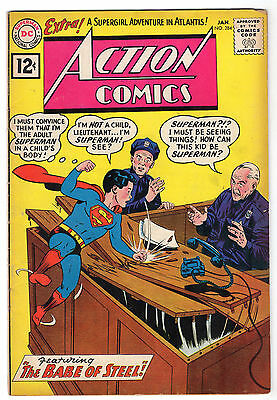 Action #284 January 1962 (5.5)
