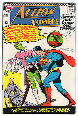 Action #335 March 1966 (6.0)