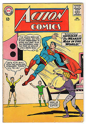 Action #321 February 1965 (4.5)