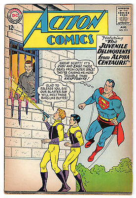 Action #315 August 1964 (4.5)