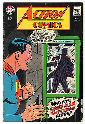Action #355 October 1967 (5.0)