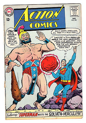 Action #308 January 1964 (4.0)