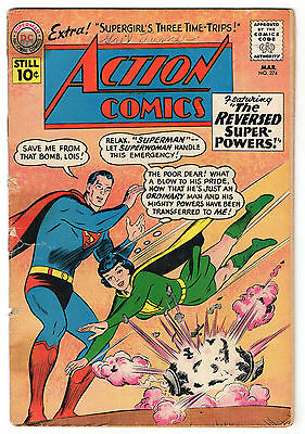 Action #274 March 1961 (2.5)