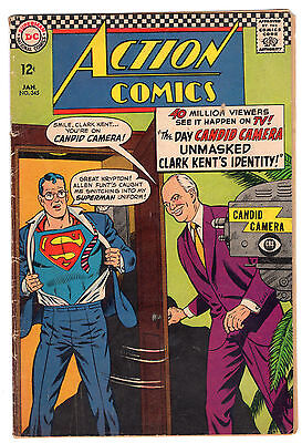 Action #345 January 1967 (4.0)