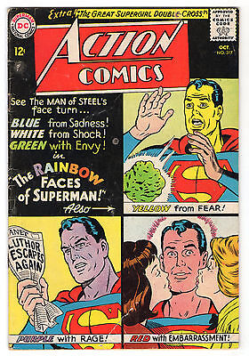 Action #317 October 1964 (4.0)