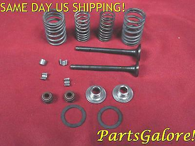 Engine 69mm Valve Set w/ springs keepers etc GY6 50 50cc QMB139 Scooter ATV