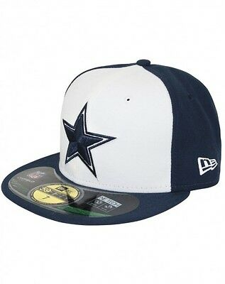 Dallas Cowboys New Era NFL Authentic On-Field 59FIFTY Sideline Cap 7 3/8