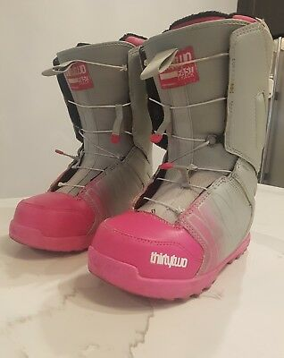 Thirtytwo Snowboard boots Size 8.5