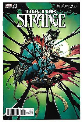 Doctor Strange #19 Venomized Variant (Marvel, 2017) New/Unread 9.2/NM-