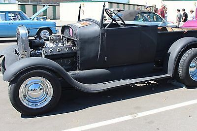 1929 Ford Model A none 1929 Model A Ford Roadster Pickup