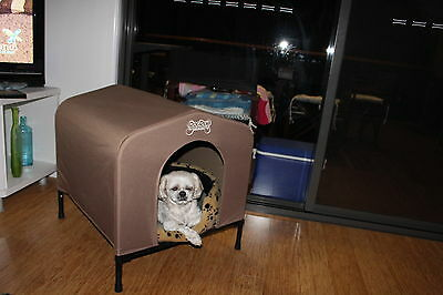 Dog House Small Hygienic Comfortable Strong Portable