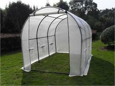 New 3 Metre Garden Greenhouse Shed with Mesh Cover