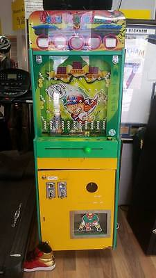 Arcade Cabinet Catch Ball Machine Faulty