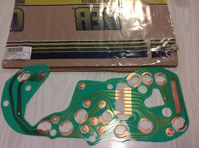 1978-79 firebird trans am circuit board