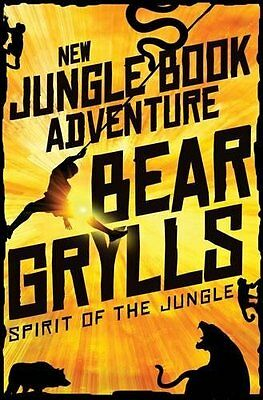 Spirit of the Jungle by Bear Grylls (Paperback, 2017) New Book