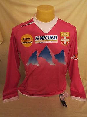 Evian Thonon Gailard Football Shirt Third 3Rd 2012 2013 Rare Xl Long Sleeves New