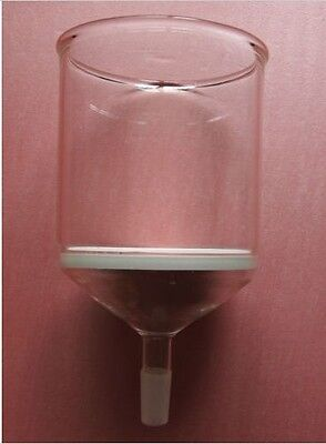 3000ml (3 Litre) Glass Buchner funnel, 3# core size 15-40 Micron,24/40 joint