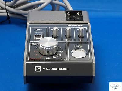 OM-System M.AC Controller (Olympus Motor Drive Group)