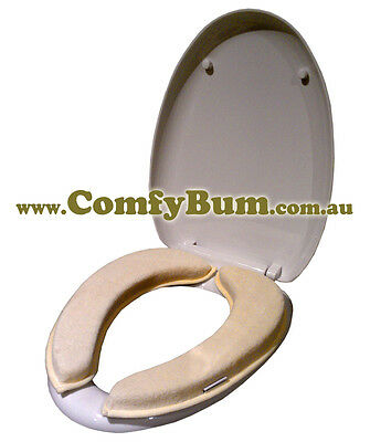 Rehabilitation toilet seat