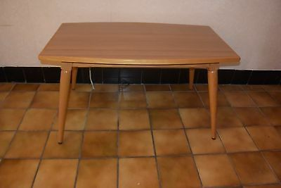 Magnifique table basse design scandinave danois Vintage design 1959 USA