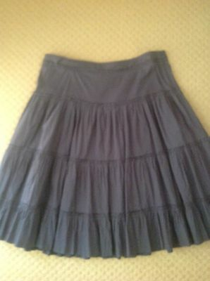 Country Road Grey Skirt Size 14