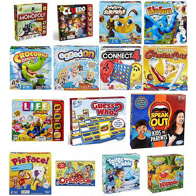 2019 Range Board Games Party Games Family Games For Kids Children Young Gamers