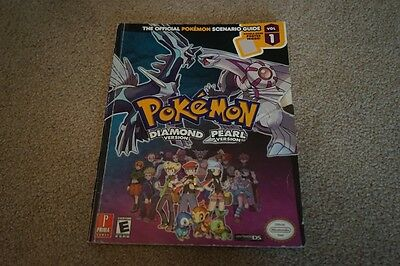 Pokemon Diamond and Pearl Strategy guide