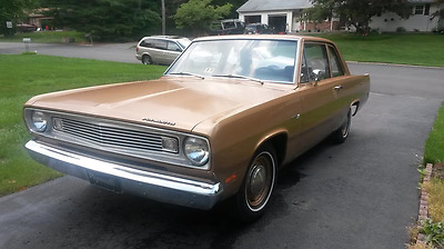 1969 Plymouth Other V-100 1969 PLYMOUTH VALIANT 100