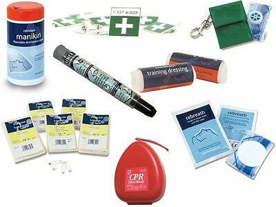 First Aid Course Instructor Trainers Training Packages - Delegate Packs of 10