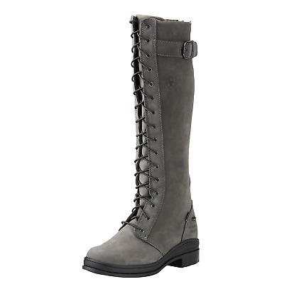 Ariat Coniston H20 Womens Insulated Long Boot - Charcoal * FREE GIFT*