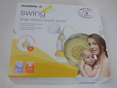 Medela Swing Electric Breast Pump with Calma *EX DISPLAY*