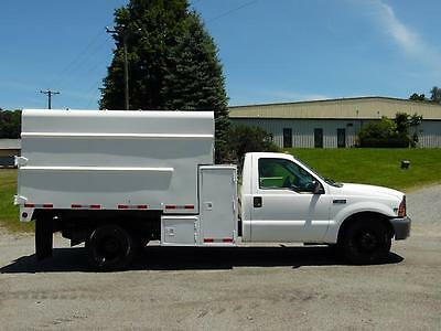 1999 Ford F-350 Chipper Dump Truck Forestry Arborist