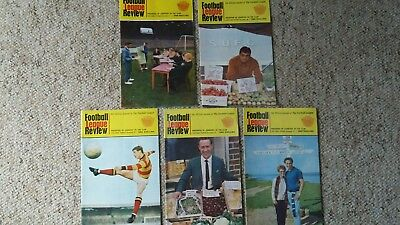 Football League Review Volume 3 1968-9 Back Issues
