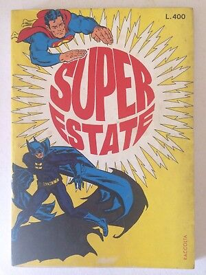Raccolta Superman/Batman/Flash Super-Estate Edizione Williams