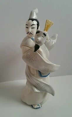Japanese lord candle holder
