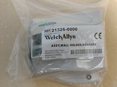 Welch Allyn 21326-0000 Wall Holder For A 690/692 Thermomther New/sealed