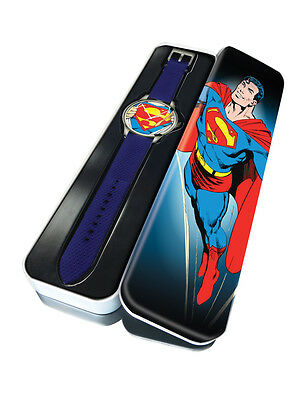 Eaglemoss DC WATCH COLLECTION #9 MAN OF STEEL #1 | LOWEST PRICE ONLINE!!!