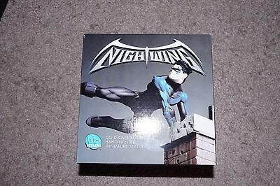 DC Direct Nightwing William Paquet Mini-Statue 2216 of 3200