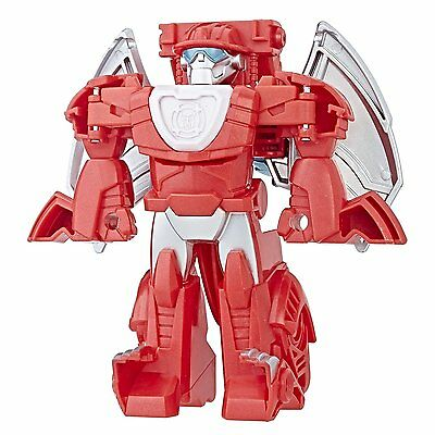 Heatwave Fire-Bot Double Dragon Transformers Rescue Bots Movie Playskool Heroes