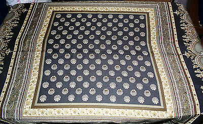 Vintage Women's 100% Polyester LARGE SCARF/SHAWL/WRAP ITALY