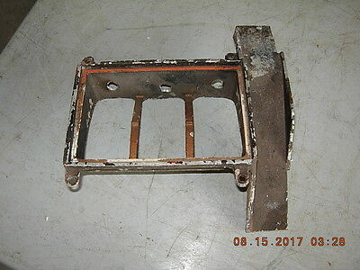 Jennings antique slot machine reel frame