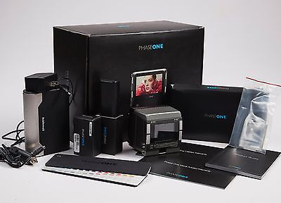 Phase One H101 P45+ Digital Back for Hasselblad w/Bundle (74031 Actuations)
