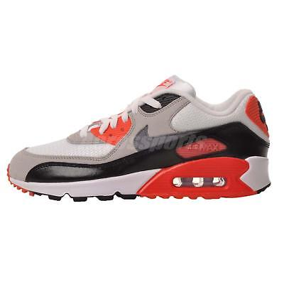 Nike Air Max 90 PREM Mesh (GS) Kids Youth Running Shoes 724882-100
