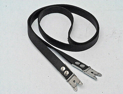 Carrying Strap for late type Twin Lens Rolleiflex.