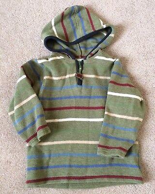 Boys 2T Hooded Sweater