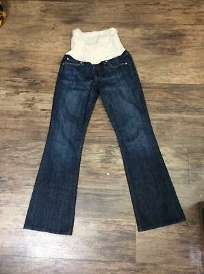 Pea In The Pod Seven For All Mankind Maternity Jeans 26